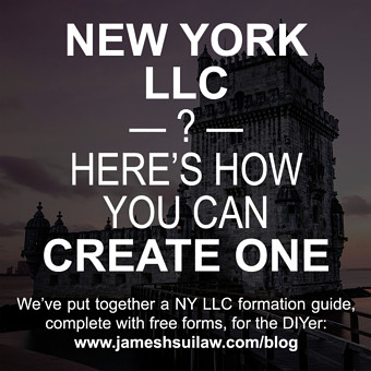 New York LLC? Here is how you can Create One. We've put together a NY LLC formation guide, complete with free forms, for the DIYer.